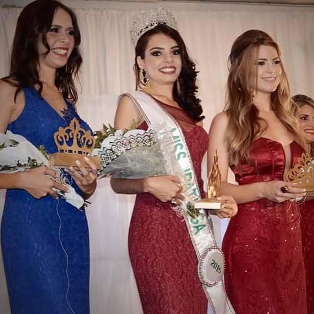 Baú das Noivas veste modelos do Miss Ipatinga 2015
